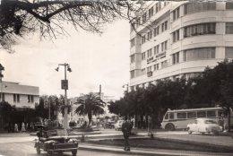 V1551 Cpsm Tanger - La Place De FRance, Immeuble De La B.N.C.I - Tanger
