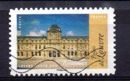 1113 - Palais Du Louvre à Paris. (62C14) - Adhesive Stamps