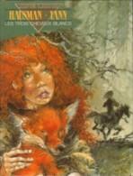 Les Trois Cheveux Blancs De Hausman Et Yann Aire Libre - Altri Autori