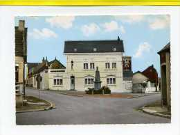 Aulnoy Les Valenciennes. Edit Cim N° AC 196-52  Monument Aux Morts    Lez - Aulnoye