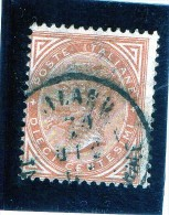 1863 Italia - Vittorio Emanuele II 10 C. - 1861-78 Vittorio Emanuele II