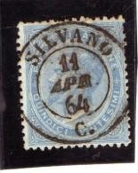 1863 Italia - Vittorio Emanuele II 15 C. - Unclassified