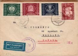 Austria - 1951 Nice Cover / 2 Scans - 1945-60 Briefe U. Dokumente