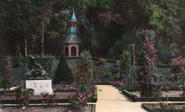CPSM PARIS - BAGATELLE - LA ROSERAIE - Parcs, Jardins