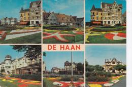 Grote Kaart De Haan - De Haan