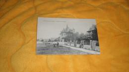 CARTE POSTALE ANCIENNE CIRCULEE DE 1905. / LA BAULE .- BOULEVARD DU CASINO. / CACHETS + TIMBRE - La Baule-Escoublac