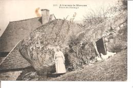 A TRAVERS LE MORVAN   Pierre De L'escargot      ETAT - Dolmen & Menhirs
