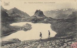 Frontière Italo Françese - Lac De Ruburent - Douaniers Italiens  Piemont - Coni - Dogana