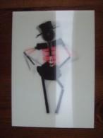 Chanel LENTICULAR HOLOGRAPICH 3D Parfum Carte Postale - Modern (from 1961)