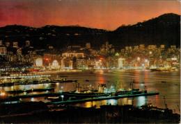 HONG-KONG     NIGHT  SCENE   (NUOVA) - Cina (Hong Kong)