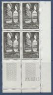 N° 1394 Abbaye De Moissac 0,95 F -  Date 27-05-63 - 1960-1969