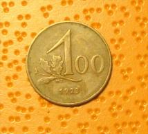 100 Kronen 1923 In Ss-fvzgl - Autriche