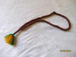 Chapelet / Masbaha Somalie (bois / Wood) - Bijoux & Horlogerie