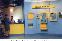 Inauguration Du Point Poste De La Galerie Continent A Vannes - Postmark Collection (Covers)