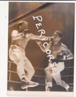 Sport  Boxe  Recontre Roque / Narvaez Au Palais Des Sport (photo) - Boxing