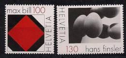 2008 Schweiz Mi. 2086-7**MNH  Kontrete Kunst - Switzerland