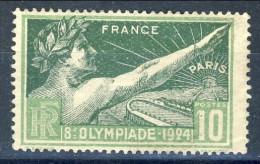 Francia 1924 N. 183 C. 10 Olimpiadi Parigi MNH GO Catalogo € 8 - Ungebraucht
