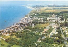 Cpsm - Arromanches  . Port Winston .vue Générale    AD1005 - Arromanches