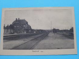 Gare SOURBRODT ( X Delputz N° 113 ) Anno 19?? ( Zie Foto Voor Details ) !! - Waimes - Weismes