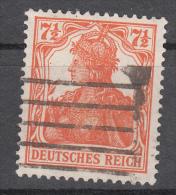 Deutsches Reich -  Mi. 99 (o) - Germania