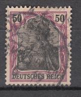 Deutsches Reich -  Mi. 91 (o) - Germania