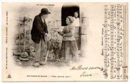 """46 - Lot /  Le LOT ILLUSTRE  -- Les Chants Du Quercy -- """" Tsan, Paouré, Tsan"""" ( Lib. BAUDEL, Saint-Céré) - Non Classificati"""