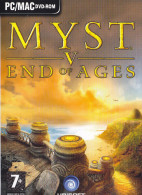 Myst V - End Of Ages (PC/Mac DVD-Rom) - Jeux PC