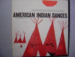 Vinyle---American Indian Dances (LP) - Gospel & Religiöser Gesang