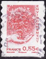 FRANCE  2008  -   Y&T 4199  -  Environnement - Oblitéré - France