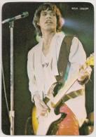 Pocket Calendar - Singers 1986 - Mick Jagger - Calendriers