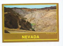 CPA CPM US USA Nevada Ruth Copper Pit - Etats-Unis