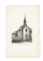 CHARTRES CHAPELLE NOTRE DAME DE LA BRECHE EN EURE ET LOIR PAR L ABBE METAIS VERS 1900 - Centre - Val De Loire