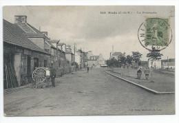 Binic (Côtes D'Armor) - Les Promenades - Binic