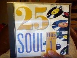 25 Soul Hits Volume One - Soul - R&B