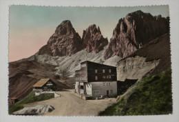 TRENTO - Canazei - Passo Sella - Gruppo Del Sassolungo E Albergo Maria Flora - 1956 - Trento