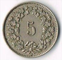 Switzerland 1943B 5c - Switzerland