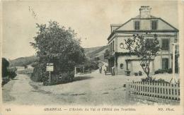 CPA Grainval-L'entrée Du Val Et L'hôtel Des Touristes     L2046 - Frankreich