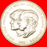 § LADY DIANA: GREAT BRITAIN ★ 25 NEW PENCE 1981 UNC! LOW START★NO RESERVE! - 1971-… : Monedas Decimales