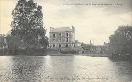 Carcraon Près La Guerche-de-Bretagne (Ille-et-Vilaine) - L'Etang - Edition Drouard - Carte N°1402 - Autres Communes