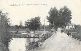 Betton (Ille-et-Vilaine) - Le Calvaire Et L'Avenue De La Gare - Edition R. Mary-Rousselière - Carte N°2658 Non Circulée - Autres Communes