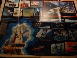 BOEING 747 + Navette Spatiale - Posters