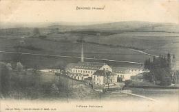 88 Senones,l'Usine Prêcheur,  Carte Pas Très Courante, Bel Affranchissement 1906 - Senones