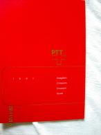 Suisse: Série Complète 1991 (carnet Explicatif) - Suisse