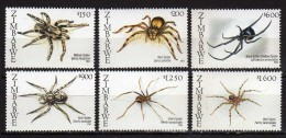 Zimbabwe 2003 Spiders Of Zimbabwe.MNH - Zimbabwe (1980-...)