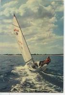 Bateaux De Plaisance : Voiliers - J CLUB N° 19 Dériveur De Compétition (coll Du Club) Photo Quemere Qimper - Vela