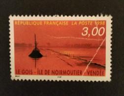 TIMBRE France N° 3167 De 1998 - Le Gois De Noirmoutier Barbâtre - France