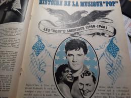 """Histoire De La Musique """"pop""""-les Rois D'Amériques(1950-1960) - Musique & Instruments"""