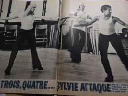 Sylvie Vartan........Sylvie Attaque - Musique & Instruments