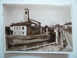 Abbiategrasso - Il Pittoresco Castelletto - Viaggiata - Varese
