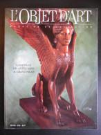 """Revue """"L'objet D'art N°10 - La Biennale Des Antiquaires Au Grand Palais"""" 1988 - Collectors"""